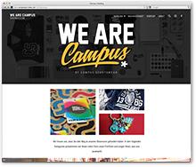 We Are Campus Showroom